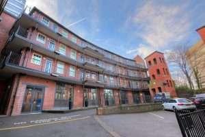 Flat 43, Croft Buildings, 2 Hawley Street, S1 2FL
