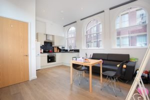 Flat 1, 3 St Peters Close, S1 2EJ