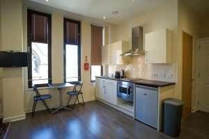 Student Studio Flat In Sheffield